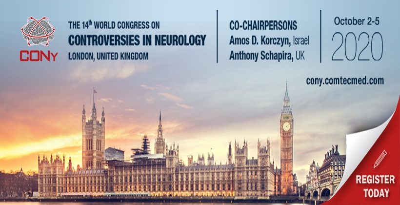 14th World Congress on Controversies in Neurology