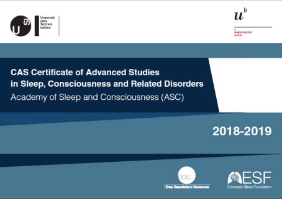 CAS Certificate of Advanced Studies in Sleep, Consciousness and Related Disorders